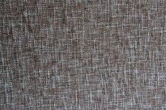 Textura de lino gris fotos de archivo libres de regalías