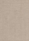 Textura de lino natural Fotografía de archivo libre de regalías