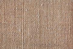 Textura de lino natural ligera para el fondo imagen de archivo libre de regalías