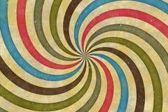 Textura de los años 60 Fotografía de archivo