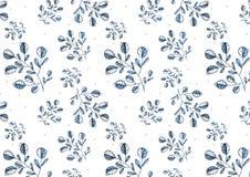 Textura de los elementos de la flor Imagen de archivo