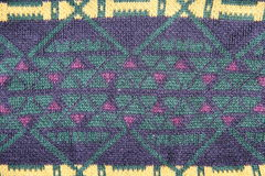 Textura de los géneros de punto Imagen de archivo libre de regalías