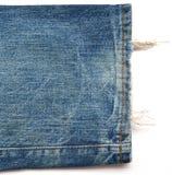 Textura de los pantalones vaqueros Fotos de archivo libres de regalías