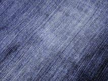 Textura de los pantalones vaqueros Fotos de archivo