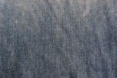 Textura de los pantalones vaqueros Imagen de archivo