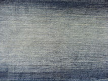 Textura de los pantalones vaqueros del dril de algodón Imagenes de archivo