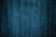 Textura de los tejanos Imagen de archivo libre de regalías