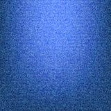 Textura de los vaqueros del dril de algodón Fotos de archivo