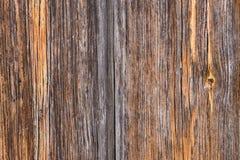 Textura de los viejos tableros del pino Fotos de archivo