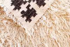 Textura de lãs Foto de Stock