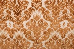 Textura de lujo de la tela Fotos de archivo