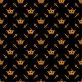 Textura de lujo del oro Imagen de archivo libre de regalías
