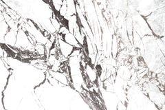 Textura de mármol blanca hermosa Fotos de archivo