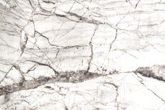 Textura de mármol blanca hermosa Fotografía de archivo