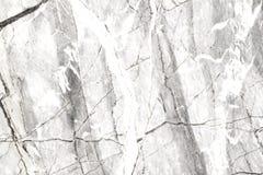 Textura de mármol blanca hermosa Foto de archivo libre de regalías