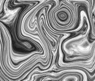 Textura de mármol blanco y negro Fotografía de archivo libre de regalías