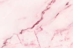 Textura de mármol con las porciones de poner en contraste intrépido que vetean Imagen de archivo libre de regalías