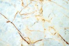 Textura de mármol con las porciones de poner en contraste intrépido que vetean Fotos de archivo libres de regalías