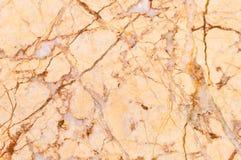 Textura de mármol con las porciones de poner en contraste intrépido que vetean Fotografía de archivo libre de regalías