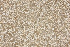 Textura de mármol de los guijarros Foto de archivo