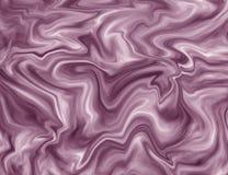 Textura de mármol líquida del rosa Modelo del extracto de la pintura de la tinta Fondo de moda para el papel pintado, aviador, ca libre illustration