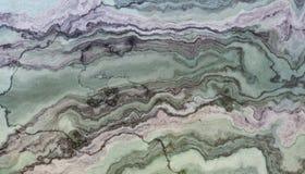 Textura de mármol verde ilustración del vector