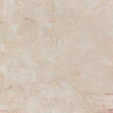 Textura de mármore bege Imagens de Stock