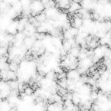Textura de mármore branca Fotografia de Stock