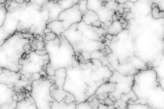 Textura de mármore branca abstrata do fundo da superfície do teste padrão listrado imagem de stock