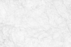 Textura de mármore branca, estrutura detalhada do mármore em natural modelado para o fundo e projeto Imagens de Stock Royalty Free