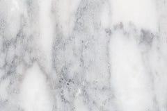 Textura de mármore branca para o fundo e o projeto Fotos de Stock