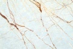Textura de mármore com os lotes do contraste corajoso que veiam Foto de Stock Royalty Free