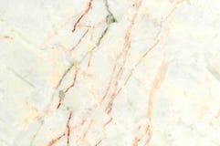 Textura de mármore com os lotes do contraste corajoso que veiam Imagens de Stock Royalty Free