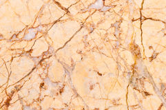 Textura de mármore com os lotes do contraste corajoso que veiam Fotografia de Stock Royalty Free