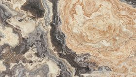 Textura de mármore da telha do ouro-mocca Imagem de Stock Royalty Free