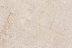 Textura de mármore de creme da parede de pedra Imagem de Stock