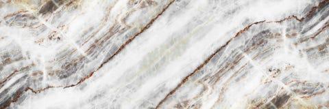 textura de mármore elegante horizontal do tracery para o teste padrão Fotos de Stock