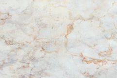 Textura de mármore marrom branca Foto de Stock
