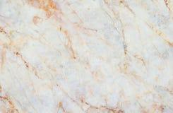 Textura de mármore marrom branca Imagem de Stock Royalty Free