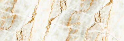 textura de mármore natural elegante horizontal para o teste padrão e o backgr Imagens de Stock