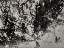 Textura de mármore no teste padrão natural, assoalho de pedra Decorativo, cinzento fotos de stock royalty free