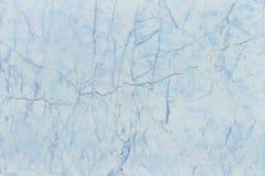 Textura de mármore pastel azul no teste padrão natural com alta resolução para o trabalho de arte do fundo e do projeto, assoalho imagem de stock royalty free
