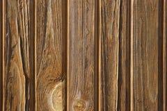 Textura de madeira áspera velha Foto de Stock Royalty Free