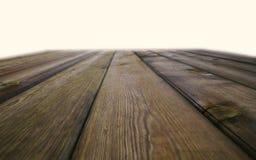 Textura de madeira abstrata do fundo Foto de Stock