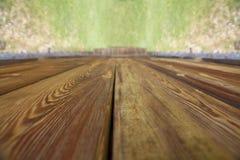Textura de madeira abstrata do fundo Foto de Stock Royalty Free