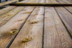 Textura de madeira abstrata do fundo Fotografia de Stock