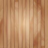 Textura de madeira abstrata do vetor Imagem de Stock
