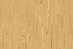 Textura de madeira amarela ilustração do vetor
