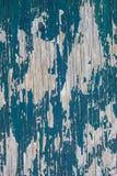 Fundo de madeira azul imagens de stock royalty free