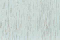 Textura de madeira azul macia Fotografia de Stock